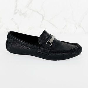 Cole Haan Somerset Bit Pebbled Leather Loafer
